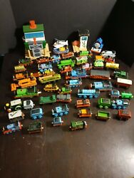 Vintage Thomas The Train And Friends Metal / Wood / Motorized Lot 2002-2013 Year