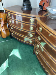 Council Craftsmen Dressers - Commodes - Night Tales - Regency Style 32x16x30h