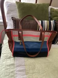Fossil Tote Bag $30.00