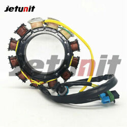 398-858404t4 For Mercury Outboard Stator 2 Stroke 6 Cyl. 135hp-240hp(2000-2007)