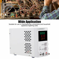 30v/10a Regulated Dc Power Supply Mini Dc Power Supply Electrical Maintenance