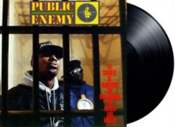 Public Enemy It Takes A Nation Of Millions To Hold Us Vinyl