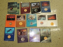 Lot Of 13 Mid American Rare Coin Auctions Numismatic Catalog
