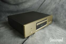 Accuphase Dp-65 Mmb Compact Disc Cd Player In Very Good Condition