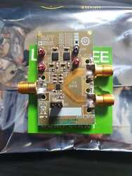 Analog Devices Adl5725-evalz 17.7 Ghz To 19.7 Ghz, Low Noise Amplifier