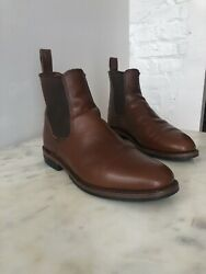 Red Wing 9437 Featherstone Williston Chelsea Boots 9d Made In Usa