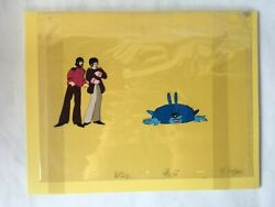 The Beatles Original Yellow Submarine Movie Cels King Features 1968