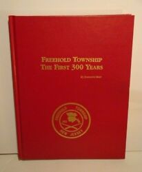 1993 Freehold Nj Township History-monmouth County Historical-manalapan-rare-1st