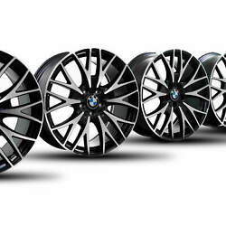 Bmw 20 Inch Rims 3 Series F30 F31 4 Series F32 F33 F36 Alloy Rims Styling