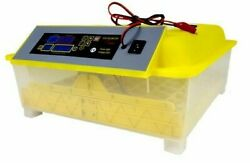 48egg Incubator Full Automatic Farm Temperature Display Poultry Hatching Machine