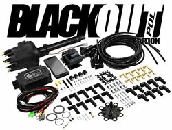 Aces Blackout Complete Ignition Package Sbc Bbc Chevy