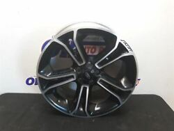 13-15 Ford Explorer Sport Oem 20x9 Aluminum Black And Machined Wheel Rim Only