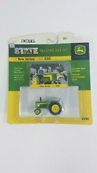 John Deere State Tractor Series New Jersey Model 530 By Ertl 33/50 New Sealed