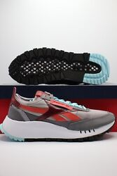 Reebok Women's Classic Leather Legacy Lifestyle Shoes Shark Fy7362 Sizes 7.5/8