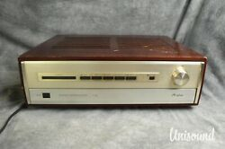 Accuphase C-222 Stereo Preamplifier In Very Good Condition