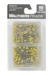Walthers Code 83/code 100 Track Fastening Pins 400 Pcs