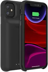 Mophie Juice Pack Access Apple Iphone 11 Wireless Battery Charging Case - Black