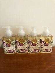 New Sealed Lot Of 4 Michel Design Works Magnolia Foaming Hand Soaps 17.8 Oz Each