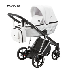 4in1 Stroller Adamex Paolo Star Collection Star-105 Eco Adamex