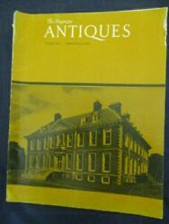 Vintage Antiques The Magazine June 1971 Uppark Sussex English National Trust