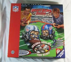 Nfl Mighty Helmet Racers Radio Controlled Rc Football Game