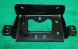 64 1965 Mustang Fastback Coupe Convert Gt Shelby Orig Hood Latch Grille Bracket