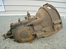 Original 1940 1941 Graham Hollywood T86 Transmission Assembly Oem Part Cast Iron