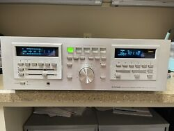Pioneer Sx-d7000 Receiver Restored Recapped Upgraded P/s Led Ssr 120v