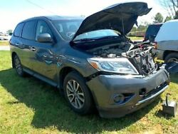 Chassis Ecm Theft-locking Keyless Entry 6 Cyl Fits 2013 2014 Nissan Pathfinder