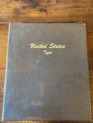 Dansco 7070 Type Set 62 First Year Mintage Coins