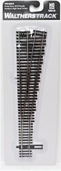 Ho Scale Walthers 83018 Code 83 6 Right Hand Dcc Friendly Turnout