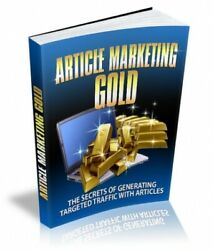 Ebook For Article Marketing Gold