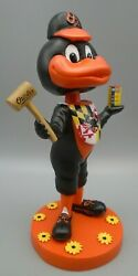 Baltimore Oriole Bird 7 Bobblehead With Old Bay Spice Mlb Baseball