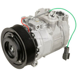 Oem Ac Compressor And A/c Clutch For Mercedes Actro 1996-2003