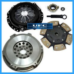Ufc Xtreme Hdg6 Clutch Kit And Flywheel Celica Gts Corolla Matrix Vibe Gt 6-speed