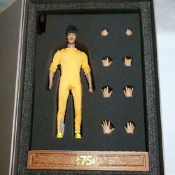 1/6 Real Masterpiece Collectible Figure / Bruce Lee 75th Anniversary
