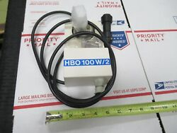 Carl Zeiss Germany 448016 Hbo 100w/2 Lamp Microscope Part As Pictured And5k-a-30