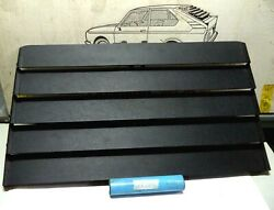 Spoiler Grill Rear For Fiat 127 2 Doors With Mounts Codice.sp131