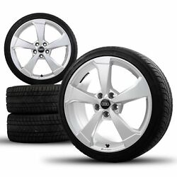 Audi 19 Inch Rims A3 S3 Rs3 8v Rotor Sportback Winter Tires Winter Wheels 7 Mm