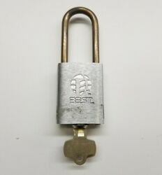 Padlock Best Comes With 1 Key
