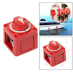 300amp Rv Boat Battery Switch Battery Power Cut Switch Isolator Dual Circuit