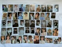 Seventeen Incomplete Concert 2021 Official Trading Card Photocard