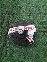 Briggs And Stratton 3 Hp Side Shaft Engine Oem Recoil Shroud Cover Pull Start