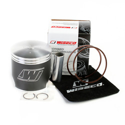 Wiseco Top End Piston Gasket Kit With Sleeves 76mm Kawasaki Kz1000d 1978-1980