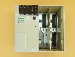 Telemecanique / Schneider Electric Tsx3705001 Tsx Micro Tsx 3705 Ac Used