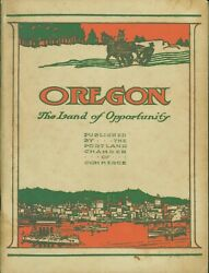 C M Myeskell, Text / Oregon The Land Of Opportunity 1908 132500