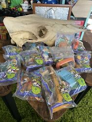 12 Burger King Kids Club 1998 The Rugrats Movie Toys 2 Angelica New In Packag