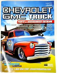 Chevrolet Gmc Truck Parts Catalog 1947-2008 By Classic Industries T214a 2014