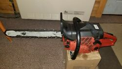 Jonsered 2171 Chainsaw 20 Bar And Chain Used Chainsaw Runs
