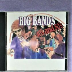 Big Bands 40and039s And 50and039s Count Basie Jimmy Dorsey Tommy Dorsey Glenn Miller